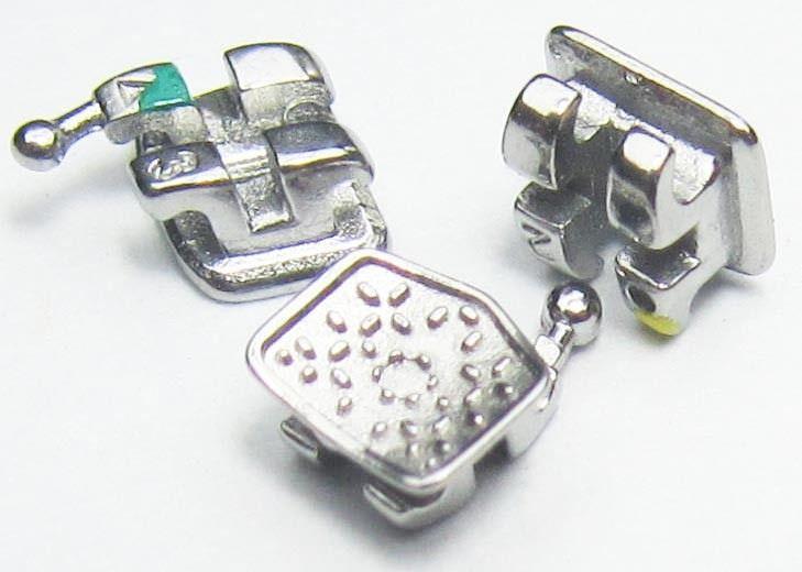 appareil dentaire metallique simple