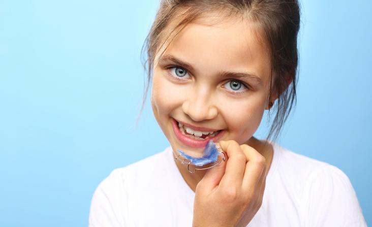 de l'enfant - traitements orthodontiques possibles